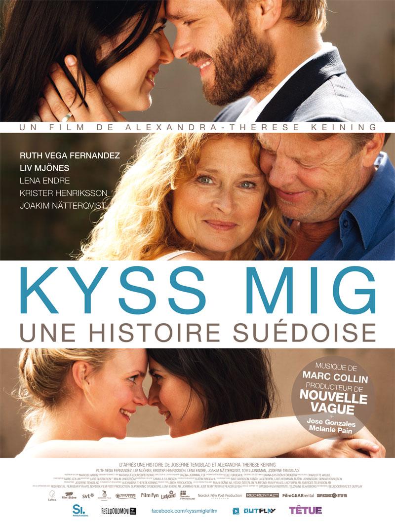 Kyss mig une histoire suedoise