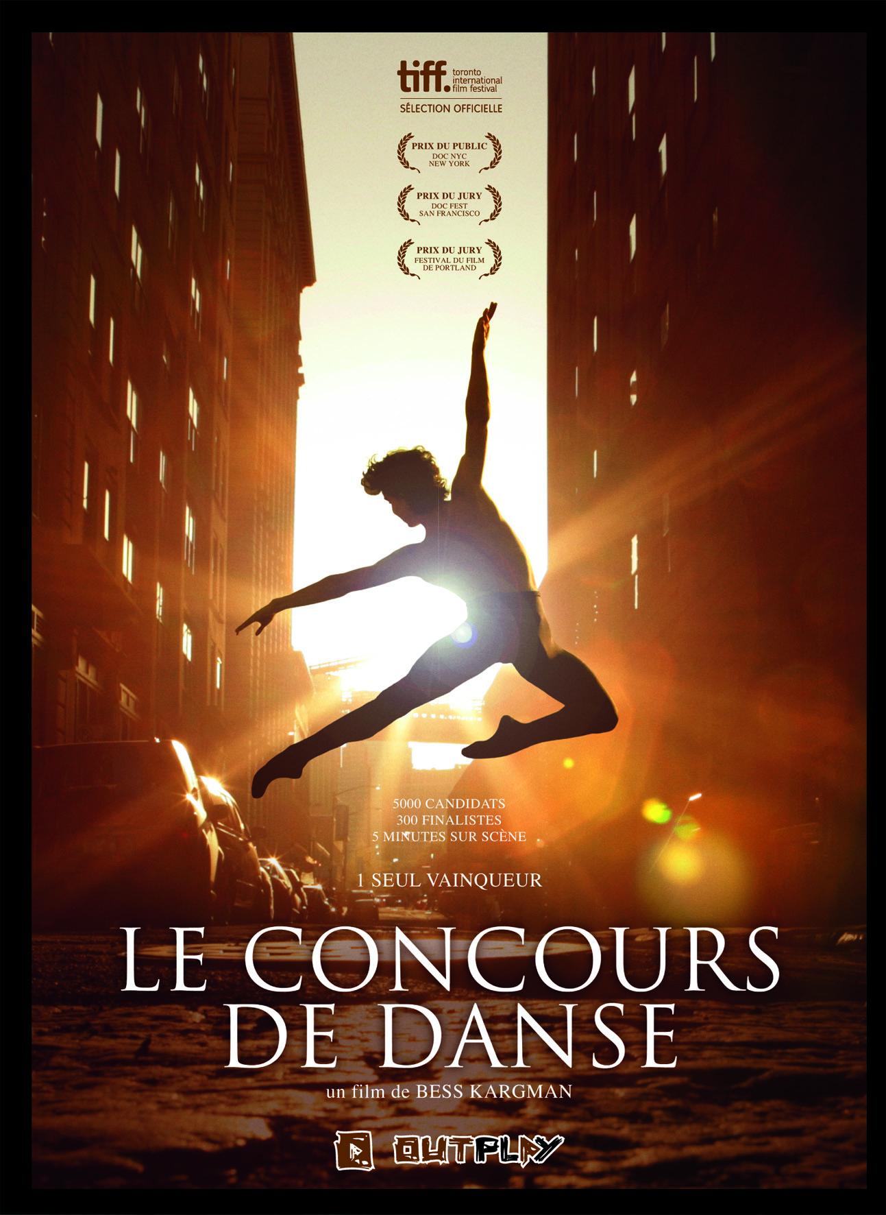 Le Concours de Danse