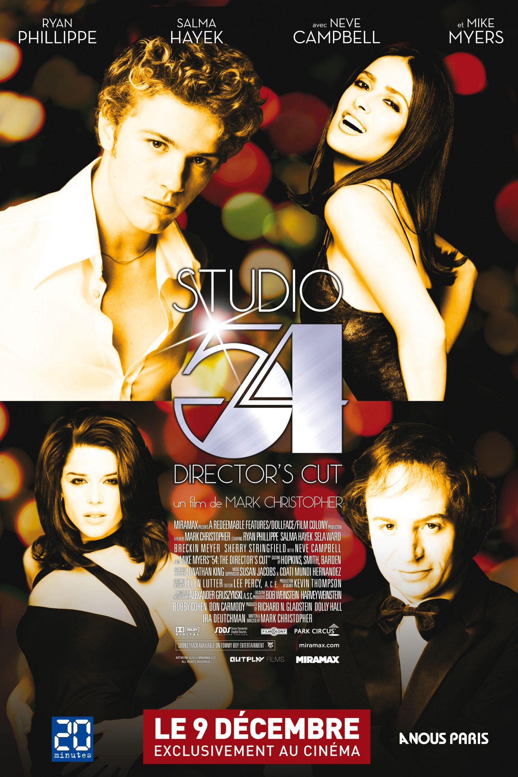 Studio 54 Director's Cut