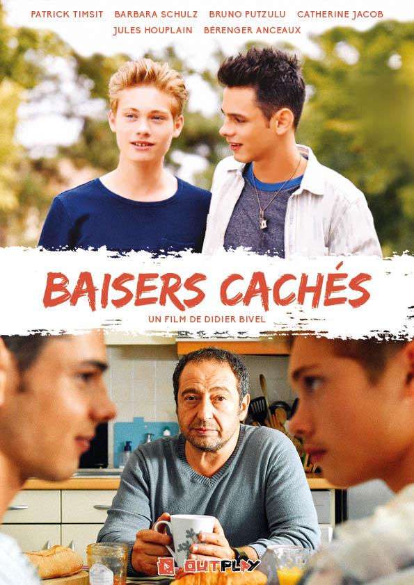 BAISERS CACHÉS [DVD]