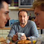 """Tournage de """"Baisers Cachés"""" un film de Didier Bivel"""