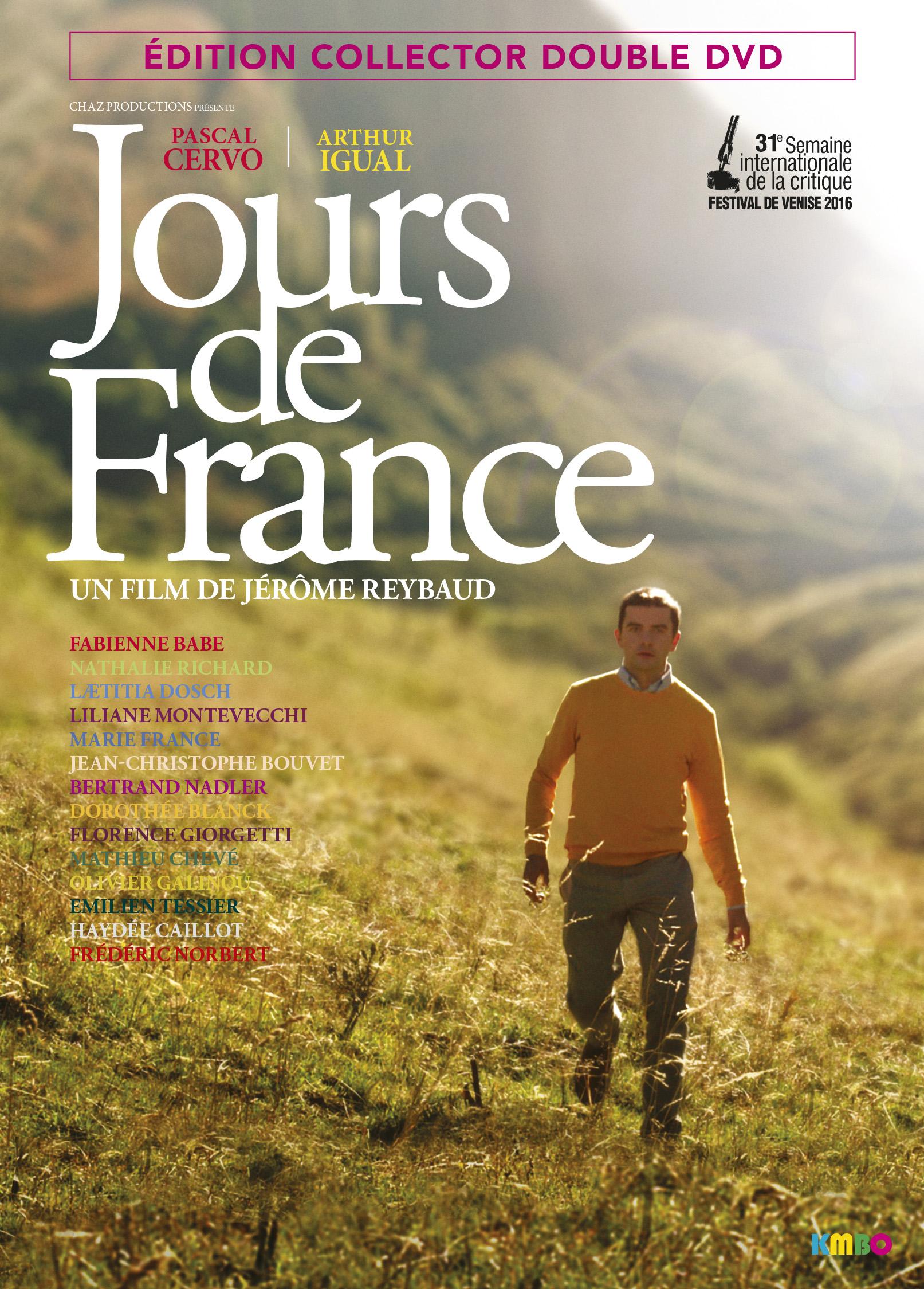 JOUR DE FRANCE [Edition Collector Double DVD]