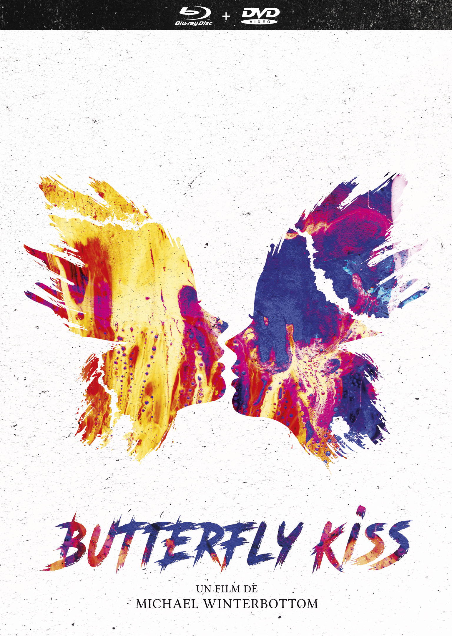 BUTTERFLY KISS [Edition Collector Limitée : DVD + BLU-RAY]