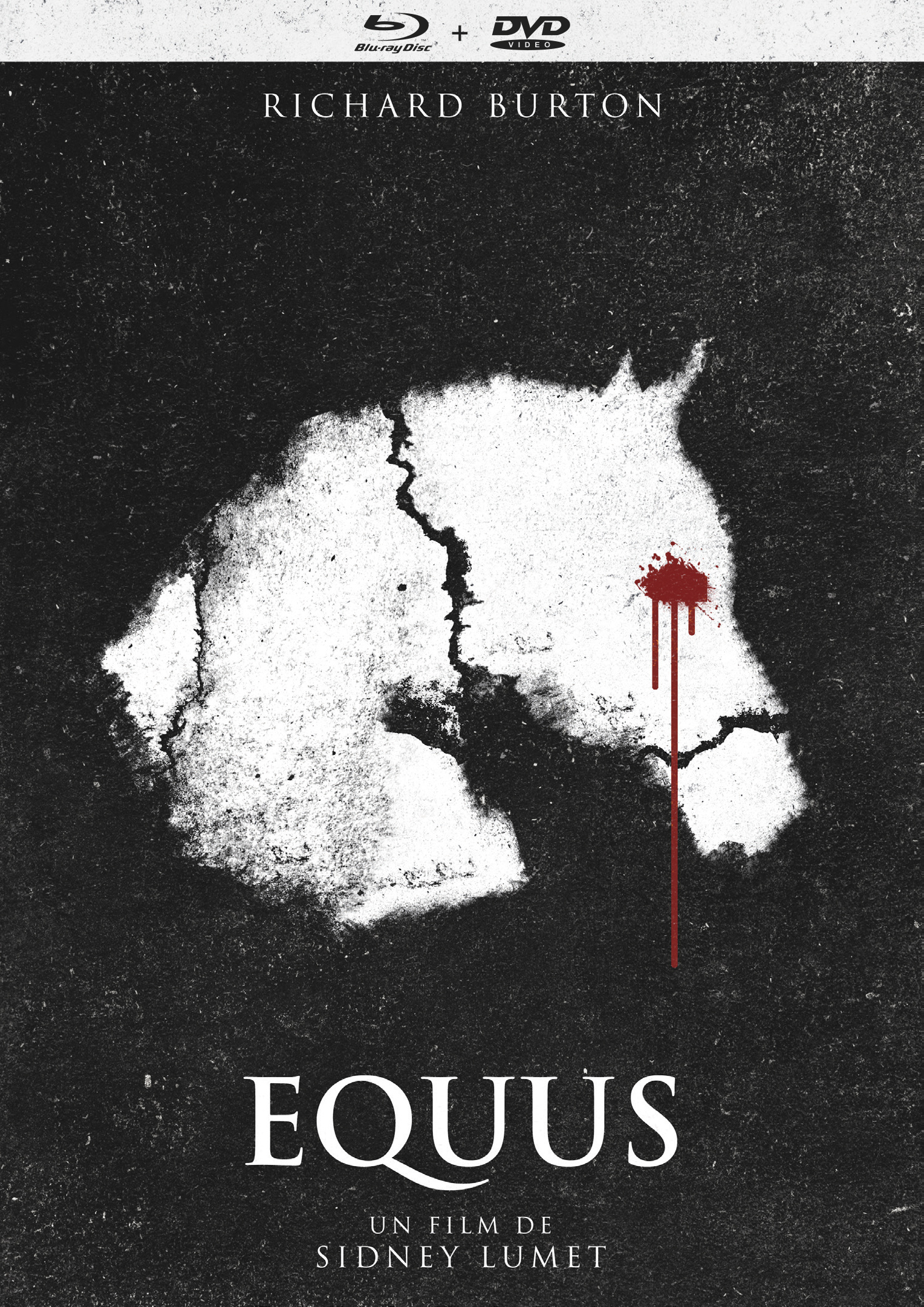 EQUUS [Edition Collector Limitée: DVD + BLU-RAY]