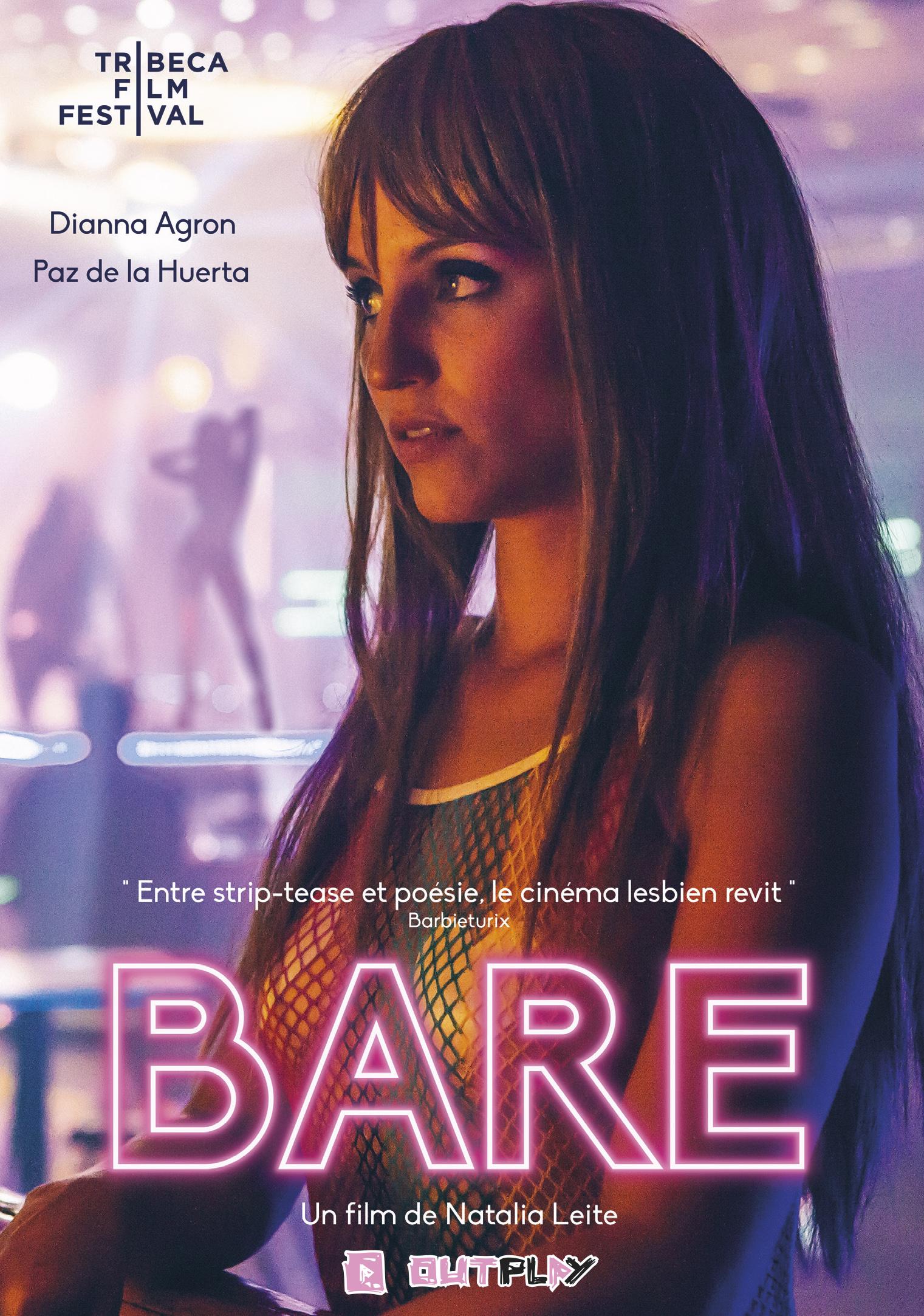 BARE [DVD]