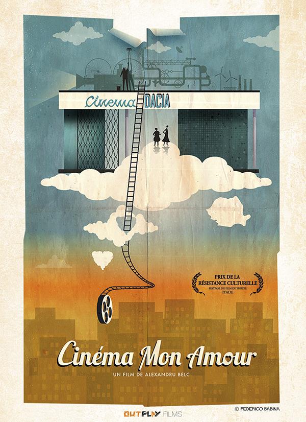 CINÉMA MON AMOUR [Edition Collector – Digipack + Livret ]