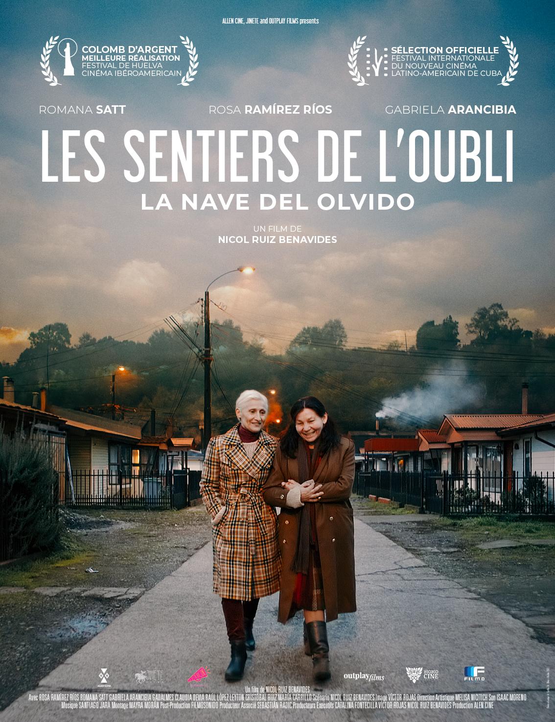 LES SENTIERS DE L'OUBLI (LA NAVE DEL OLVIDO)