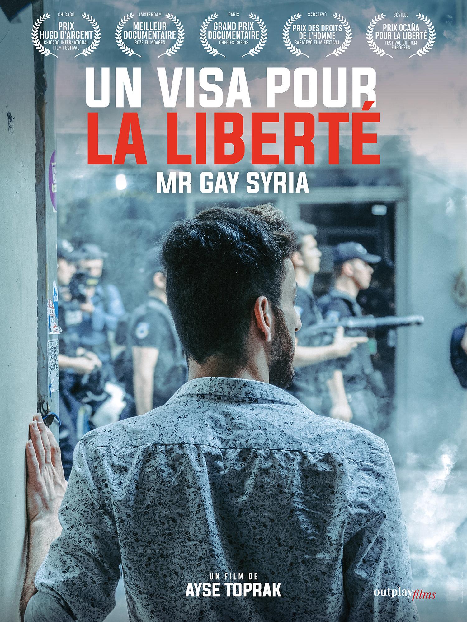 UN VISA POUR LA LIBERTÉ – MR GAY SYRIA